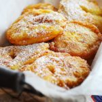 apple fritters | rusticplate.com