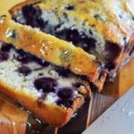 blueberry & lemon bread | rusticplate.com
