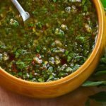 how to make chimichurri sauce | rusticplate.com