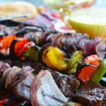 petite tender medallion shish kebabs | rusticplate.com