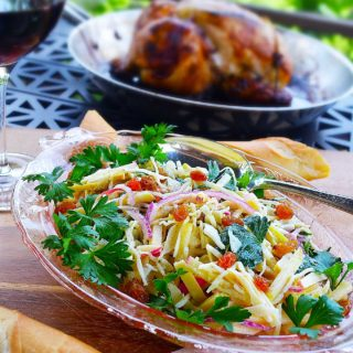 apple coleslaw | rusticplate.com