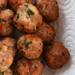 how to make sausage meatballs | rusticplate.com