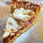pear & amaretto pie | rusticplate.com
