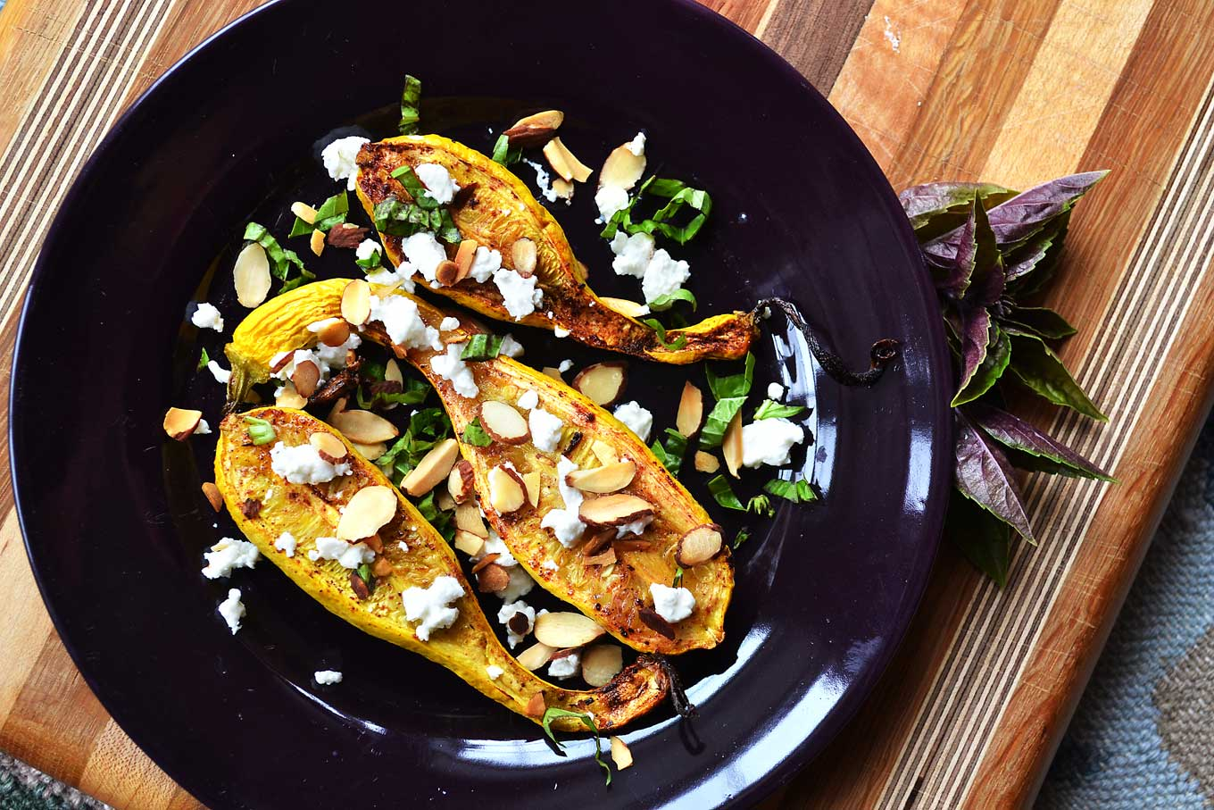 roasted summer squash | rusticplate.com