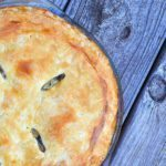 savory pie crust | rusticplate.com