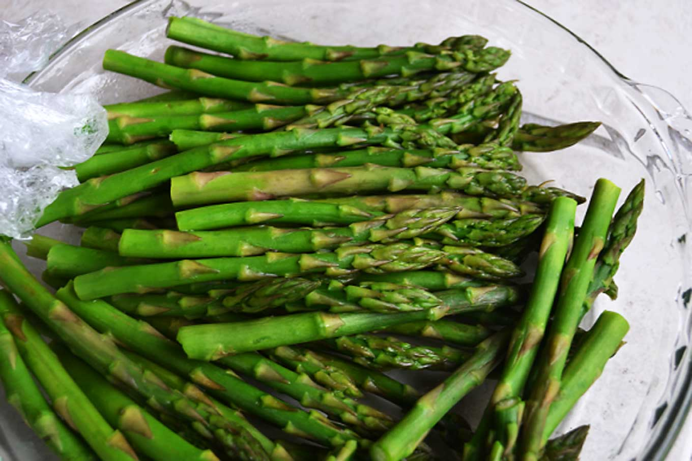 How To Quickly Blanch Asparagus Rusticplate
